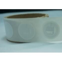 Adhesive White Label-NXP NTAG213