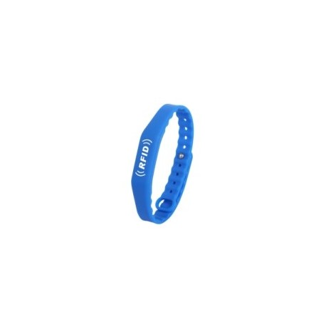 Pulsera de silicona RFID