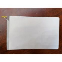 Adhesivo transparente para tarjetas